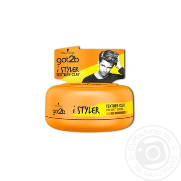 Got2b iStylers clay texturing for hair 75ml - buy, prices for Novus - image 1