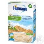 Каша молочная Humana гречневая 200г