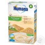 Humana for children dairy-free porridge buckwheat 200g