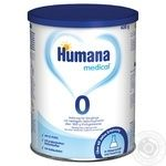 Blend Humana milky with prebiotic dry for children 400g