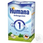 Humana 1 Starting Children Dry Milk Mixture