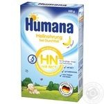 Смесь сухая молочная Humana НN MCT 300г