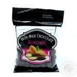 Nuts almond Hazelnuts in milk chocolate 90g