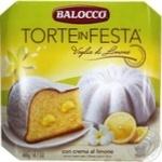 Пирог Balocco Лимонная ночь 400г