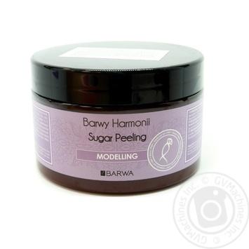 Пілінг цукровий для тіла Моделювання Barwy Harmonii 250мл - купить, цены на Novus - фото 1