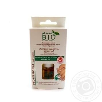 Гель для удаления кутикулы Bio Pharma экспресс 12мл - купить, цены на Novus - фото 1