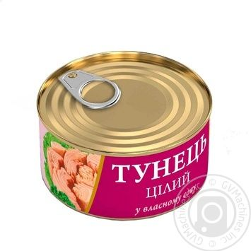 Fish Line Whole Tuna - buy, prices for Auchan - image 1