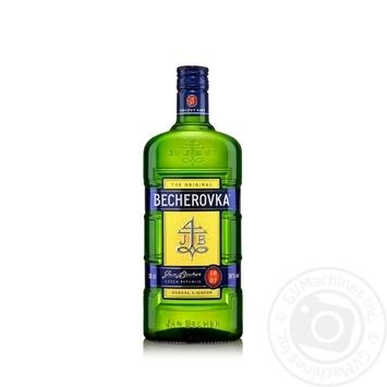 Becherovka Bitter 500ml - buy, prices for MegaMarket - image 1