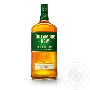 Віскі Tullamore Dew Original 1л