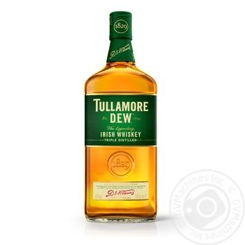 Tullamore Dew Whiskey 0.7l - buy, prices for Auchan - photo 2