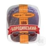 Хліб КиївХліб Бородинський нарізаний 400г - купити, ціни на Фуршет - фото 2