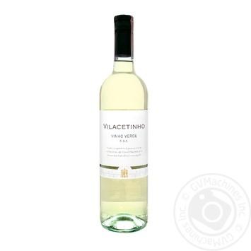 Wine Casa de vilacetinho white dry 10% 750ml glass bottle France