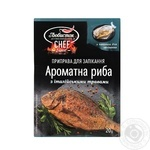 Spices Lyubystok with herbs for fish 20g - buy, prices for Novus - image 3