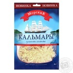 Morsʹki dried salted squid 60g