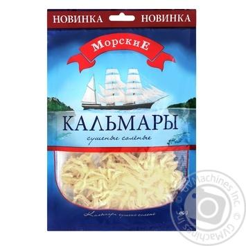 Morsʹki dried salted squid 60g