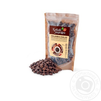 Chayni Shedevry Columbia Exelso Beans Coffee - buy, prices for Novus - image 1