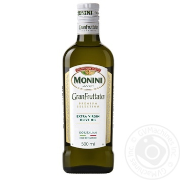 Monini Extra Virgin Granfruttato olive oil 500ml