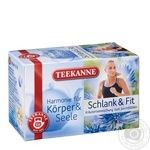 Blend Teekanne with herbs 20pcs 40g Germany