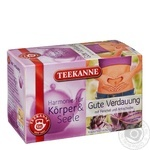 Blend Teekanne herbal packed 20pcs 40g