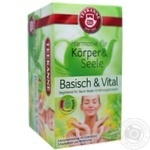 Tea Teekanne Garmonia herbal 20pcs 40g Germany