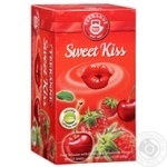 Teekanne Sweet kiss fruit tea 20pcs 2g