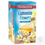 Herbal tea bags Teekanne chamomile 20x1.5g Germany