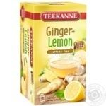Herbal tea bags Teekanne Ginger-Lemon 20x1.75g Germany