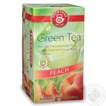 Tea Teekanne peach green 35g