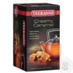 Tea Teekanne black packed 20pcs 40g