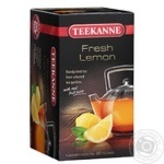 Tea Teekanne black 20pcs 40g