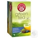 Tea Teekanne with blueberries green packed 20pcs 35g