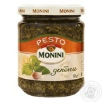 Monini Pesto sauce with basil 190g