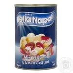 Bella Napoli Mix of 4 beans 400g