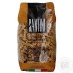 Макаронные изделия Santini Fusilli Wholewheat 500г