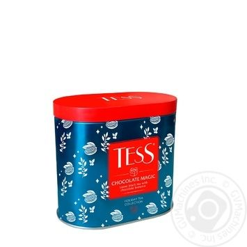 Чай чёрный Tess Chocolate Magic листовой 100г