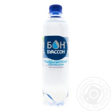 Bon Boisson carbonated mineral water 500ml - buy, prices for Novus - image 2