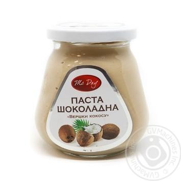 Паста шоколадна Вершки кокосу Мак-Дей 300г - купить, цены на Novus - фото 1