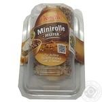 Крем-сир 45% Рол з паприкою і чилі Прімелло  0,1 кг