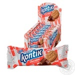 Super Kontik with chocolate flavored cookies 76g