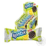 Super Kontik with lemon flavored cookies 76g