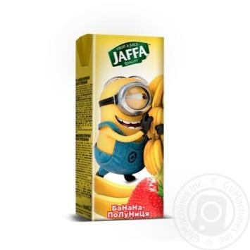 Нектар Jaffa Minions бананово-клубничный 200мл - купить, цены на Ашан - фото 3