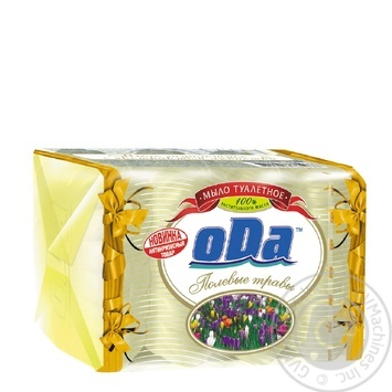 Soap Oda with herbs bar for body 280g - buy, prices for Furshet - image 1