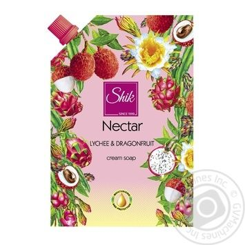 Chic Nectar Liquid Soap Litchi and Pitahaya 460g - buy, prices for Furshet - image 1