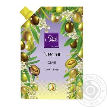 Chic Nectar Cream-soap Liquid Olive 460g - buy, prices for Furshet - image 3