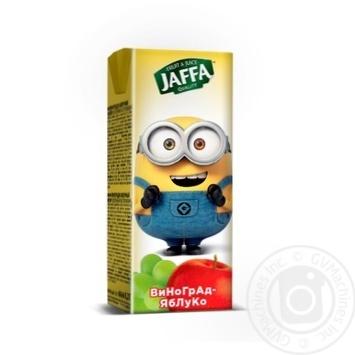 Juice nectar Jaffa Minions Grape-apple 200ml - buy, prices for Novus - image 3