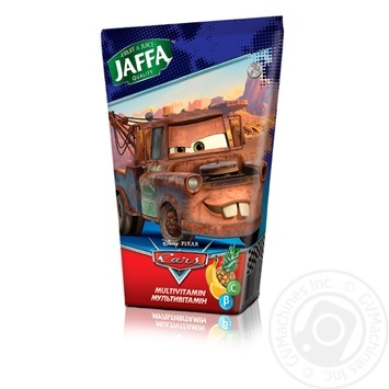 Нектар Jaffa Cars мультивитаминный 125мл - купить, цены на Фуршет - фото 2