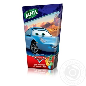 Нектар Jaffa Cars мультивитаминный 125мл - купить, цены на Фуршет - фото 6