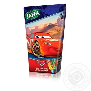 Нектар Jaffa Cars мультивитаминный 125мл - купить, цены на Фуршет - фото 3