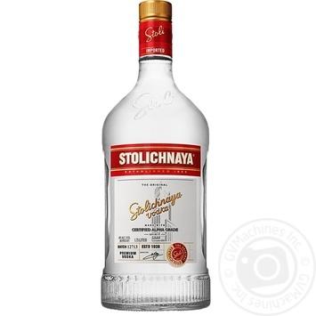 Stolichnaya Premium Vodka 40% 1,75l