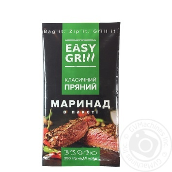 Маринад EASY GRILL Классический пряный 250г